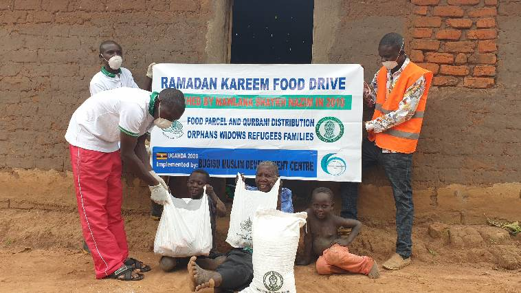 Essential food packs and parcels for Ramadan 2021 and beyond