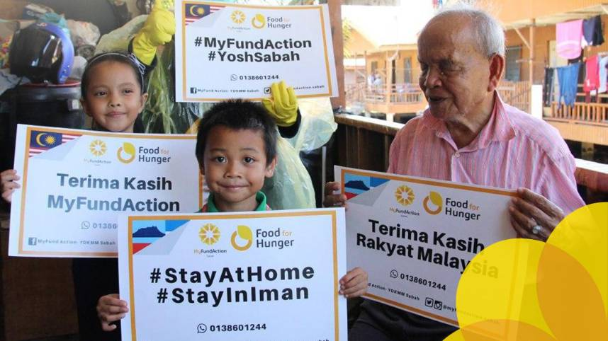 Let's Help Poor Families In Malaysia Who Were Directly Impacted with Covid-19