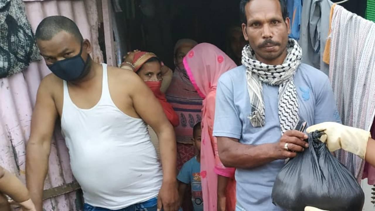 Aljaza Ramadan and Eid Food Supply for the Needy Muslims