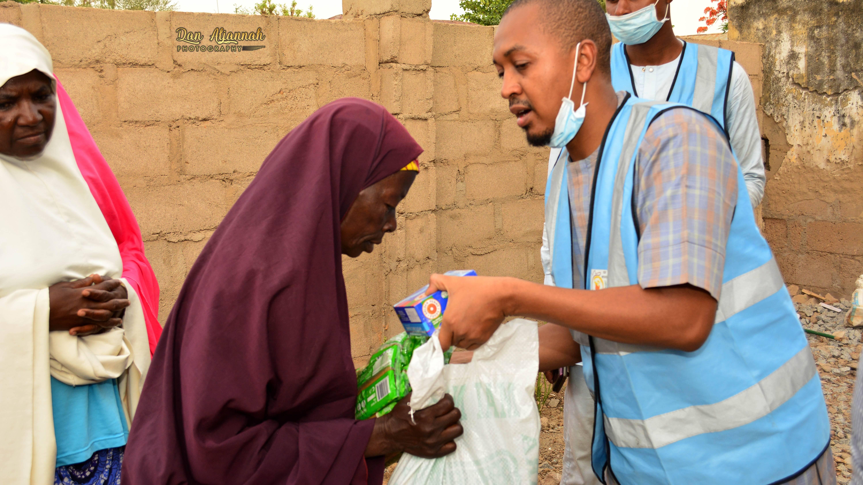 Help Feed  Needy Families this Ramadan